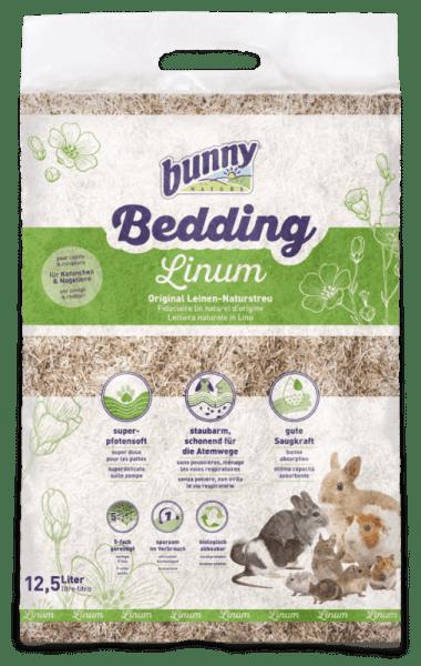 Постеля от Лен - Bunny Bedding Linum